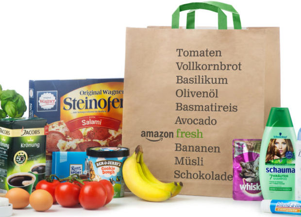 Amazon Lebensmittel Lieferservice