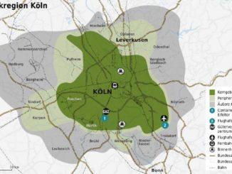 Logistikregion Köln