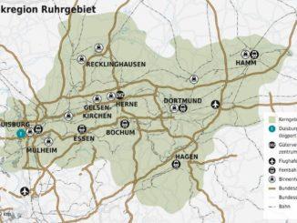Logistikregion Ruhrgebiet