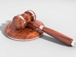 Recht Gericht Gesetz