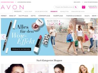 Avon Online-Shop