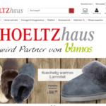 Hoeltzhaus Online-Shop