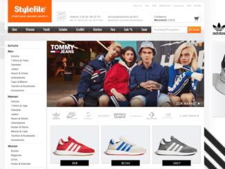 Stylefile Online-Shop