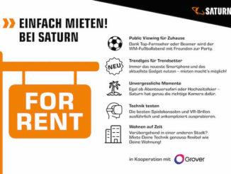 Saturn Mieten