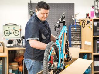 Fahrrad.de Service Partner