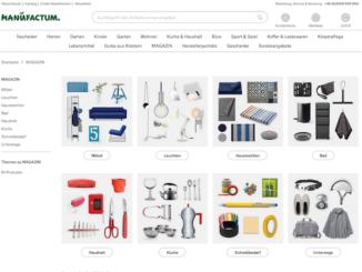 Manufactum Online-Shop