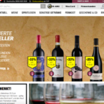 Wein & Co Online-Shop