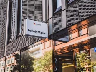 Zalando Beauty Station