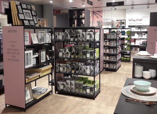 Neues Shop In Shop Konzept Butlers Zieht Bei Kaufhof Ein