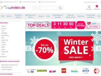 Windeln.de Online-Shop