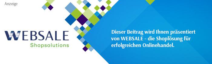 Anzeige Websale
