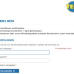 Tedi Shop offline