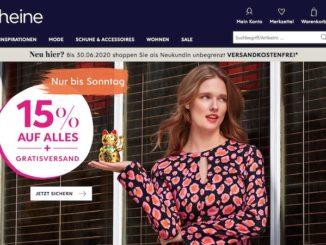 Heine Online-Shop
