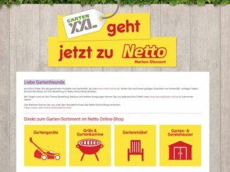 GartenXXL.de offline