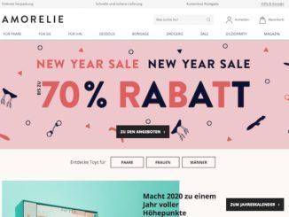 Amorelie Online-Shop