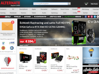 Alternate Online-Shop