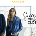 Conleys Closed