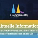 E-Commerce Day Absage