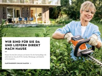 Stihl Online-Shop