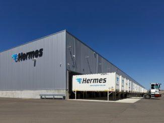 Hermes Logistik Ansbach