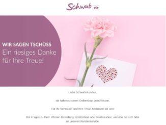 Schwab offline