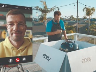 eBay Marken-Kampagne