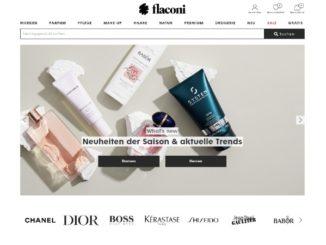 Flaconi Online-Shop