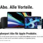 Cyberport Apple Abo