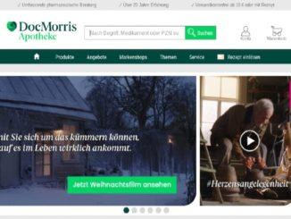 DocMorris Online-Shop