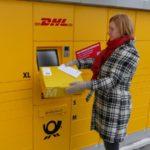 DHL Poststation