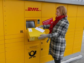 DHL Poststation