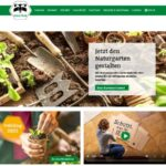 Waschbaer Online-Shop